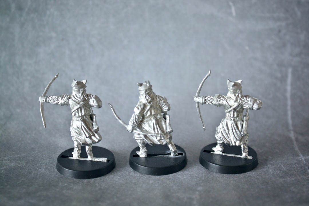 Dragonsworn archers 2